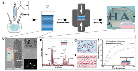 王连军Adv. Mater.: 透明羟基磷灰石-YAG:Ce复合陶瓷的纳米波片结构和折射率匹配,用于高发光效率的白光发光二极管