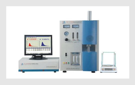 红外硫碳分析仪的基本原理与应用