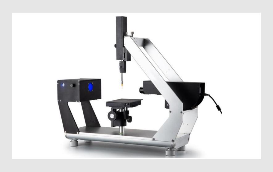接触角测量仪的基本原理与应用