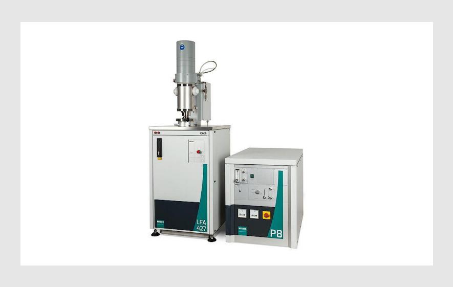 激光导热仪的基本原理与应用
