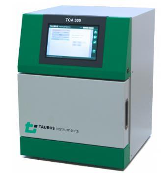 图6耐驰TCA300型热流法导热仪