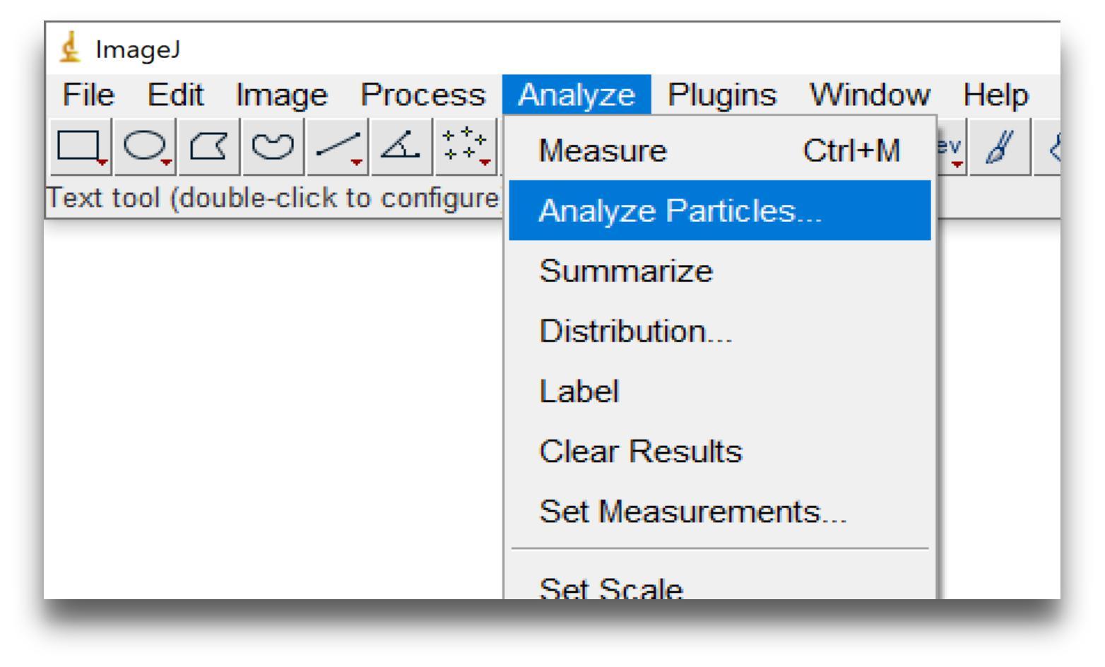 图8分析得到粒径分布的信息(part1)