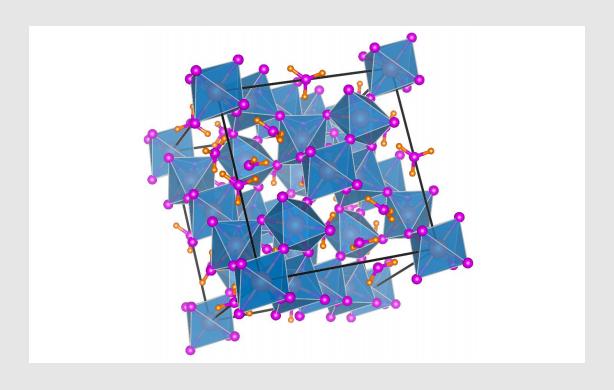 晶体结构可视化软件 VESTA使用教程(下篇)