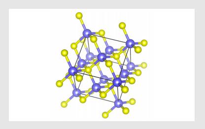 晶体结构可视化软件 VESTA使用教程(上篇)