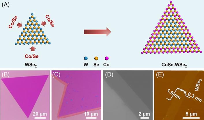 一文详解 异质结的制备与表征演示参考图7