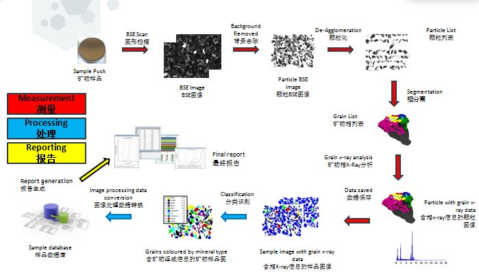 【干货】一文解读自动矿物分析系统(AMICS)