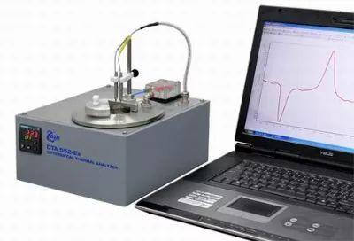 【技能】热分析技术:热重TG,差热DSC