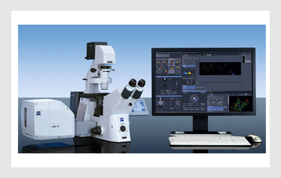激光扫描共聚焦显微镜的基本原理与应用