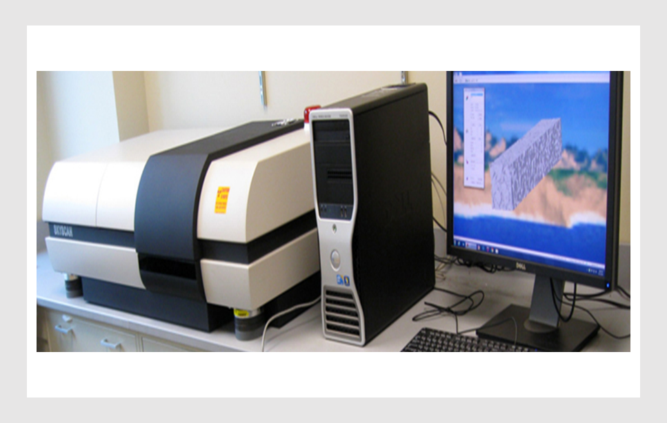 微计算机断层扫描(Micro-CT)的基本原理与应用